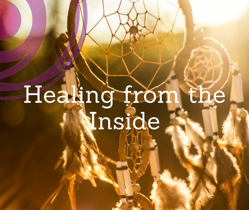Healing from inside out Roseleen Mc Nally