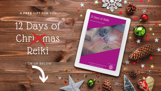 12 Days of Christmas Reiki Dublin